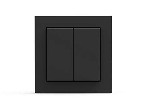 GIRA + Senic Friends of Hue Smart Switch: Kabelloser Schalter und Dimmer...