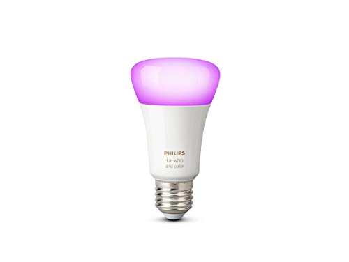 Philips Hue White & Color Ambiance E27 LED Lampe Erweiterung, 3....
