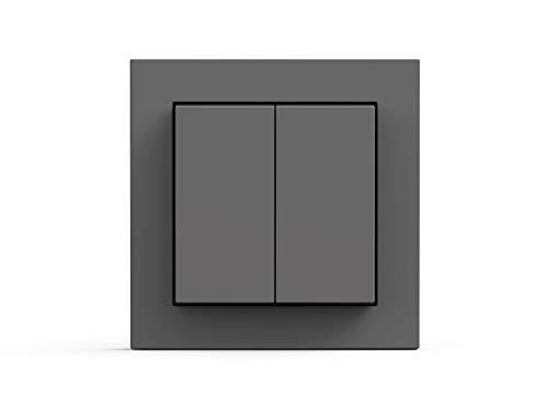 GIRA + Senic Friends of Hue Smart Switch | Kompatibel mit Philips Hue...