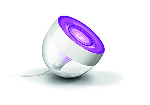 Philips Hue LivingColors LED Tischleuchte Iris, dimmbar, bis zu 16...