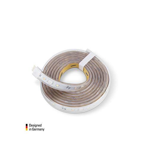 Eve Light Strip Erweiterung (2m) - Weiß und Farbe, 1800 Lumen, kürzbar,...