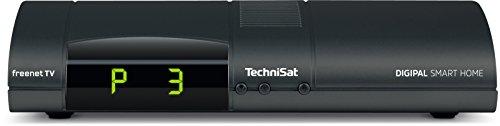 TechniSat DIGIPAL Smart Home Zentraleinheit - DVB-T2 Receiver,...