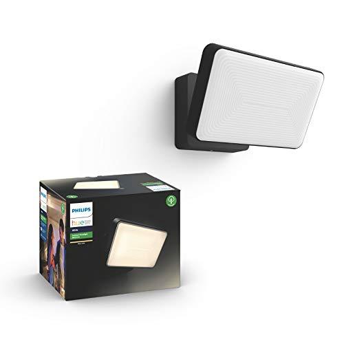 Philips Hue White LED Welcome Flutlicht für den Aussenbereich, dimmbar,...