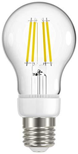 MÜLLER-LICHT tint LED Birnenform, Glas, 5 W, weiß, 1er Pack