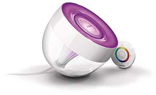 Philips Living Colors Iris, EEK A, Energiesparende LED-Technologie mit 10...