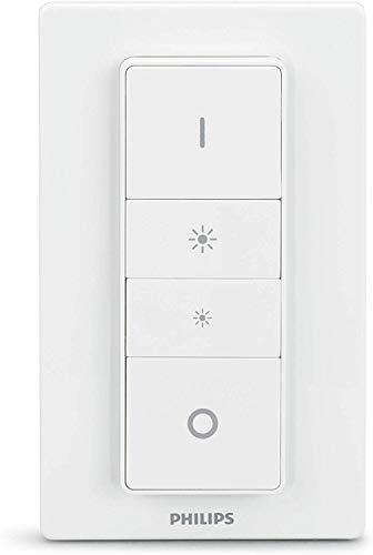 Philips Hue White E27 LED Lampe, Erweiterung inkl. 2x Dimmschalter,...