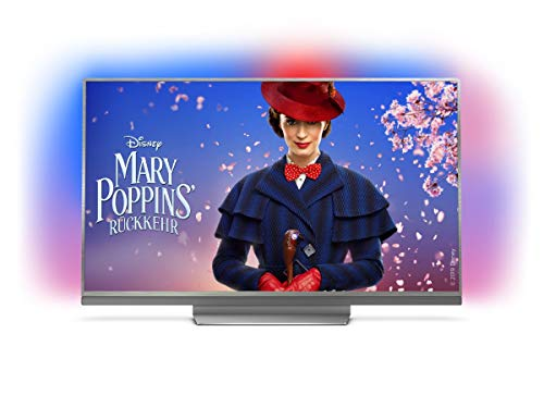Philips Ambilight 55PUS8503/12 Fernseher 139 cm (55 Zoll) LED Smart TV (4K...
