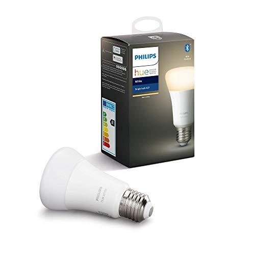 Hue White E27 Einzelpack 1x806lm Bluetooth