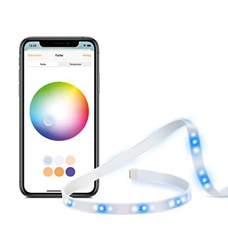Eve Light Strip - Smarter LED-Lichtstreifen (Dt. Markenqualität), 2 m,...