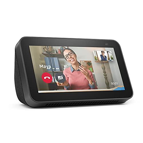 Der neue Echo Show 5 (2. Generation, 2021) | Smart Display mit Alexa und...