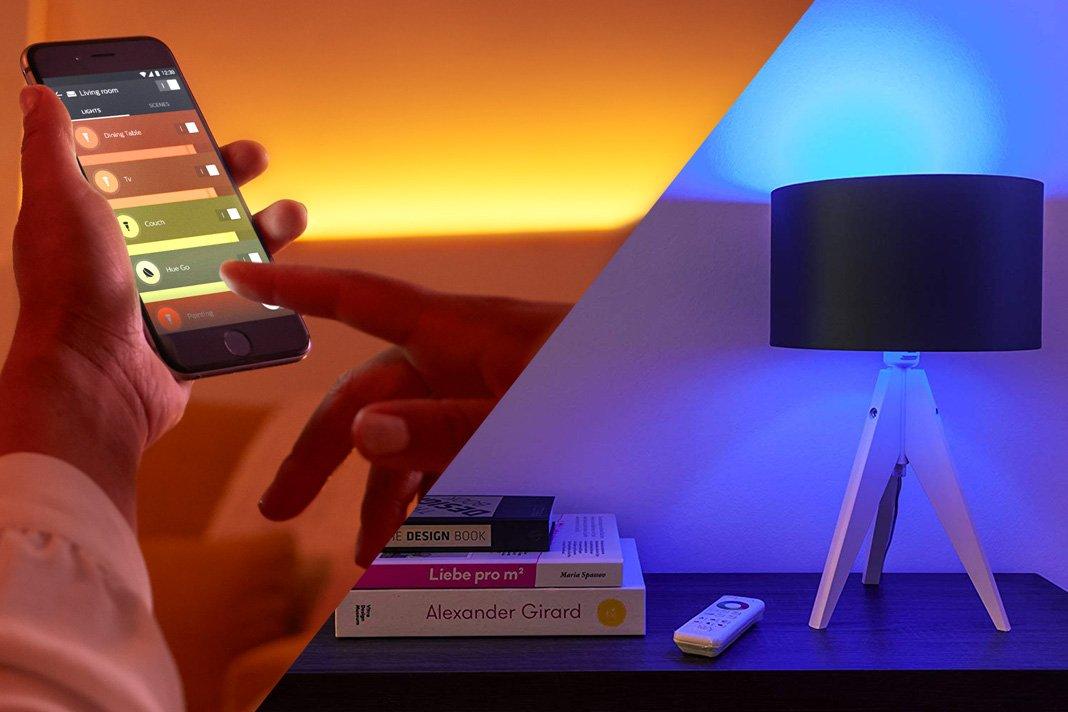 Hue Compatible Lampen : Aldi tint leuchtmittel mit philips hue nutzen