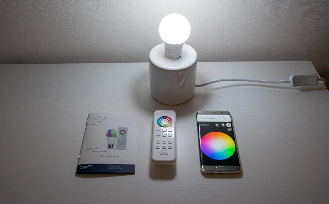 anleitung aldi tint fernbedienung und app gleichzeitig nutzen. Black Bedroom Furniture Sets. Home Design Ideas
