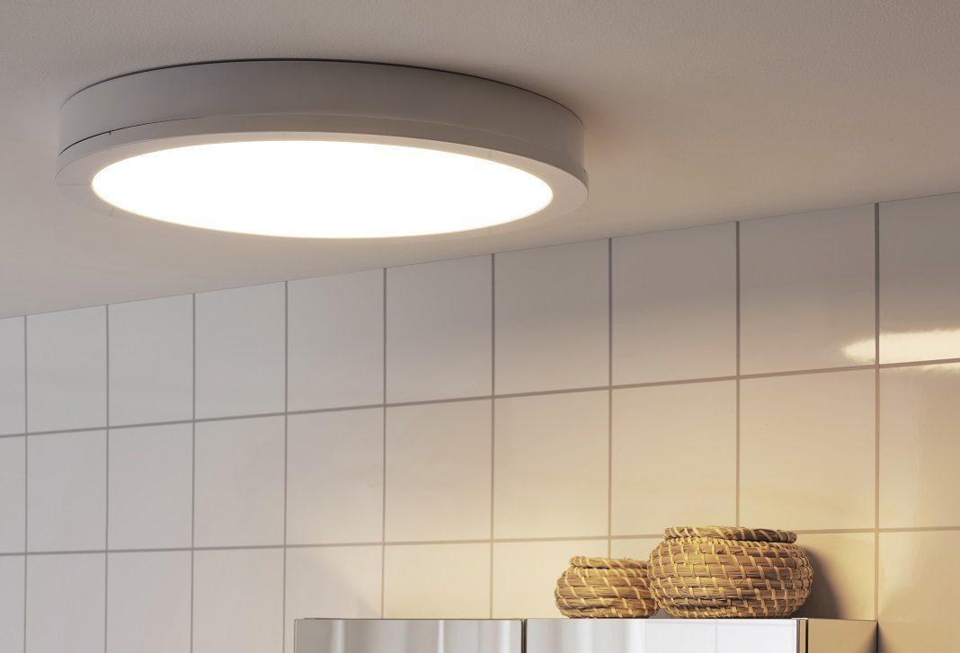 IKEA TRÅDFRI Gunnarp: Neue Badezimmer-Leuchten für den ...