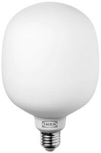 IKEA TRÅDFRI E27 Frostglas 470 Lumen röhrenförmig