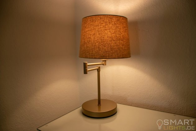 Innr Smart Candle Colour RB 250 C ZigBee Lampe leuchtet in Warmweiß