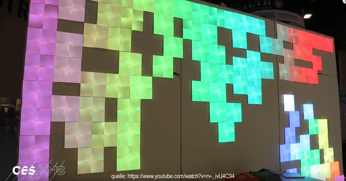 Nanoleaf Canvas Light Panels