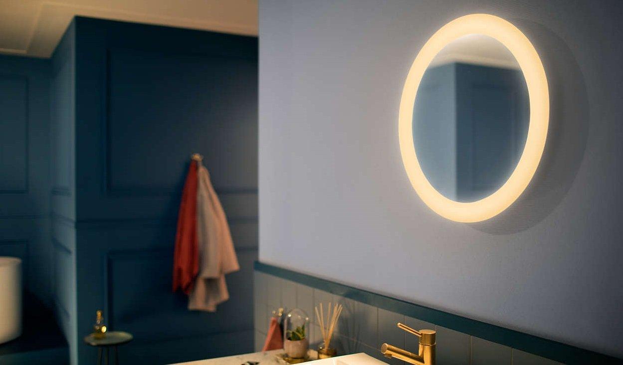Starten Philips Hue : Philips hue adore vorgestellt neue smarte lampen fürs badezimmer