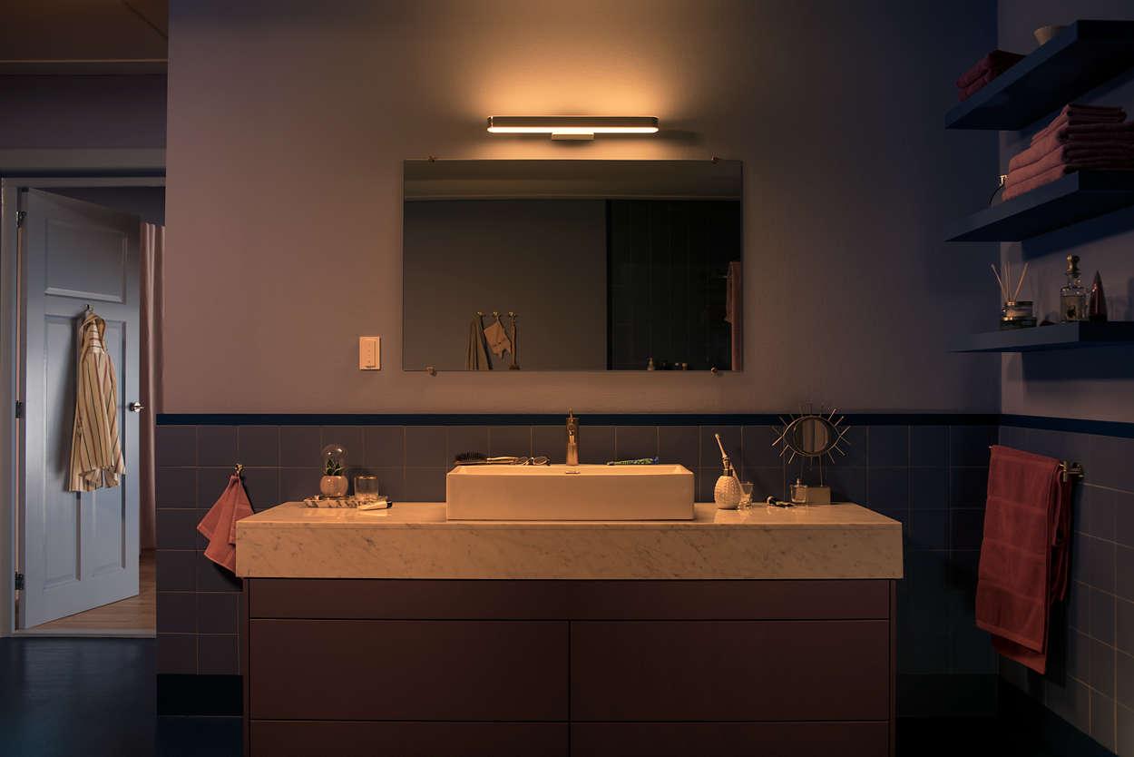 Philips Hue bekommt Zuwachs: Das Badezimmer wird smart mit Philips