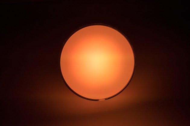 Philips Hue Go Stimmungslicht Farbe Orange
