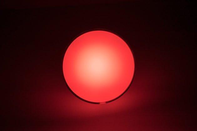 Philips Hue Go Stimmungslicht Farbe Rot