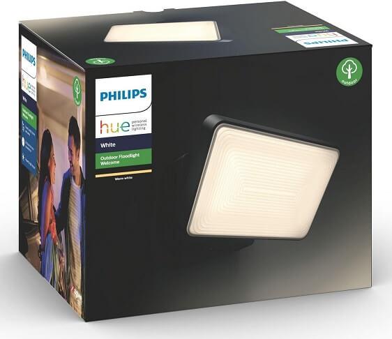 Philips Hue Welcome Flutlicht