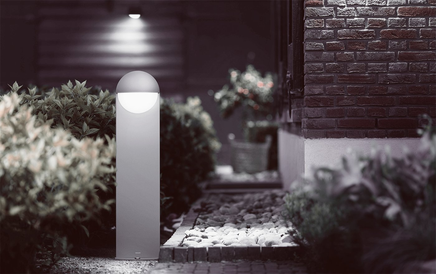 Philips Hue Outdoor Lampen Die Richtigen Lichtszenen Fur Die