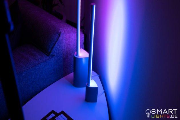 Philips Hue Signe Tisch- und Stehlampe