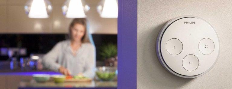 Philips Hue Tap: Genialer Schalter ohne Batterien