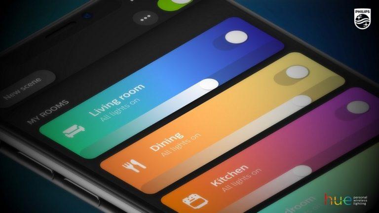 Philips Hue App Update: Philips behebt einige Fehler mit Version 3.0.2