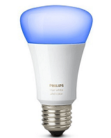 Philips Hue dritte Generation Tabelle