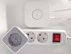 Osram Smart Plug mit Philips Hue Bridge verbinden