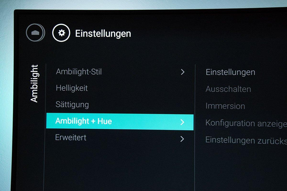 Philips Hue Leuchtmittel Mit Ambilight Fernseher Verbinden Und Einrichten Smartlights De