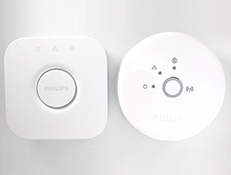 Philips Hue Osram Lightify Bridge Update Rund eckig