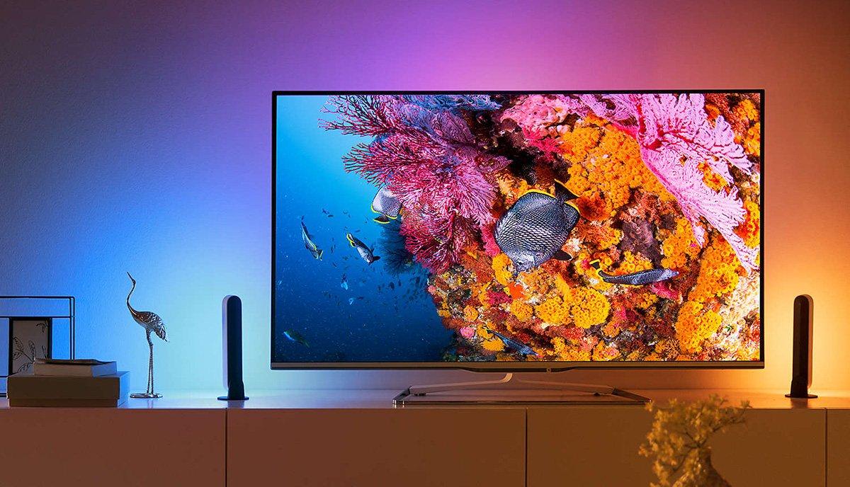 Eigenständige Hue Sync App für Fernseher, Tablet, Chromecast